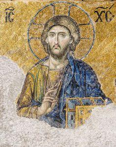Christ_Pantocrator_Deesis_mosaic_Hagia_Sophia